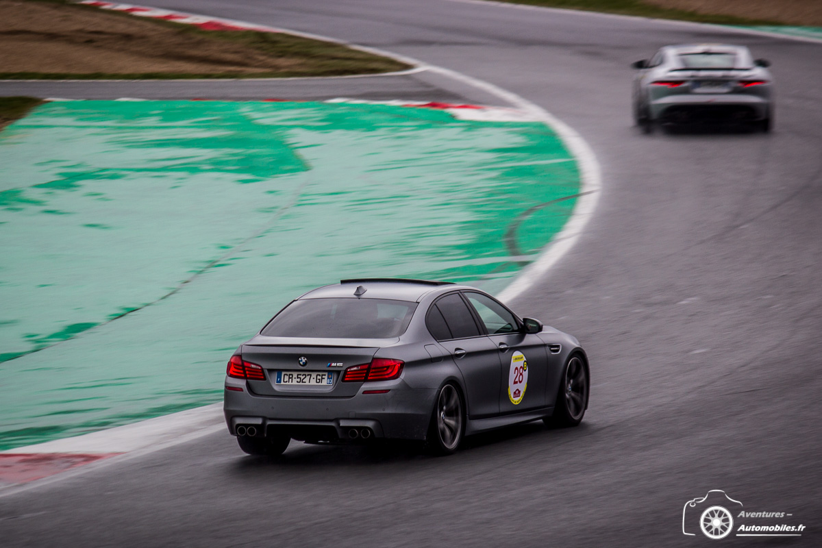 BMW M5 Magny-Cours