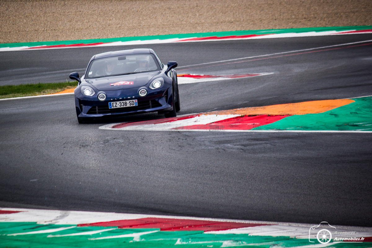 Alpine A110 Magny Cours