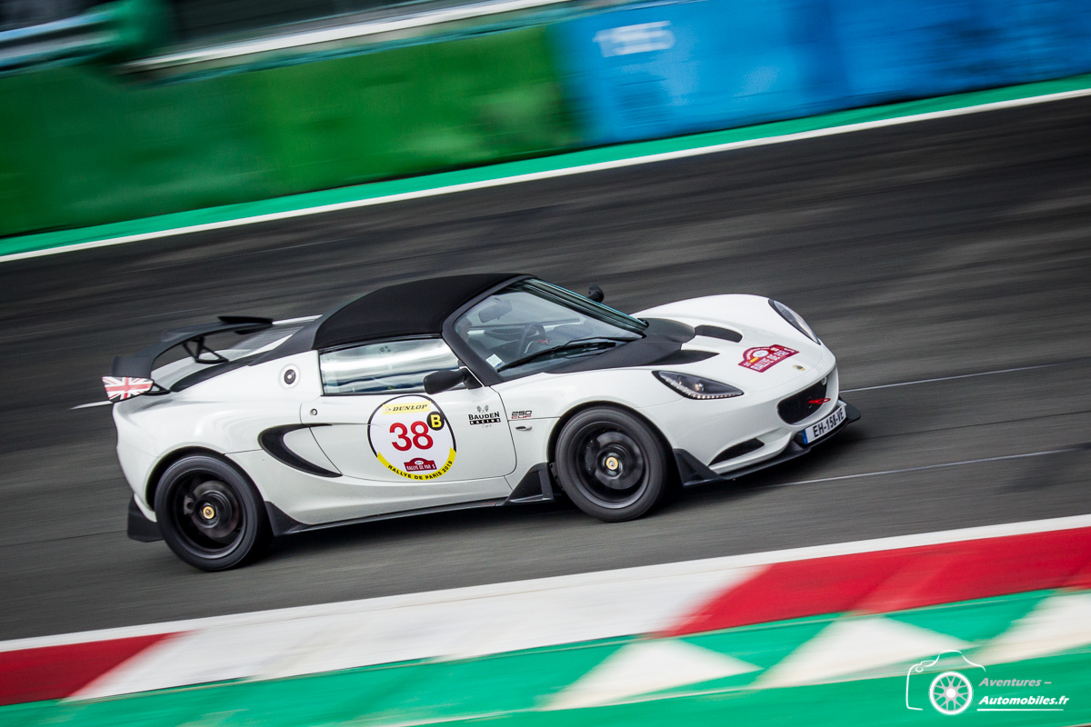 Lotus Elise Cup 250 Magny-Cours