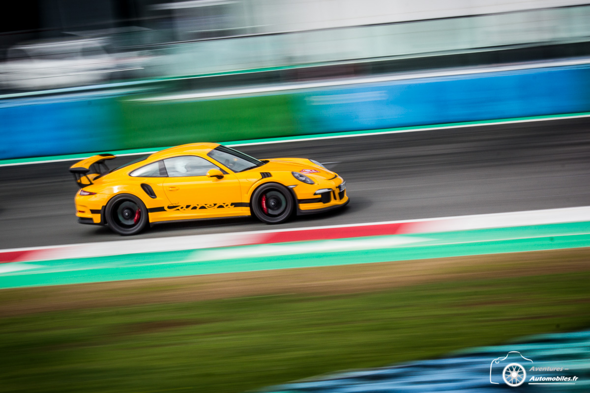 Porsche 911 GT3 RS Magny-Cours