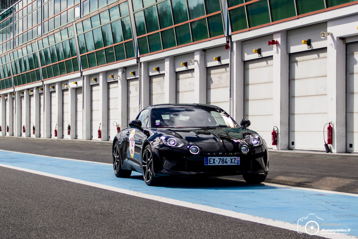 Alpine A110 Magny-Cours