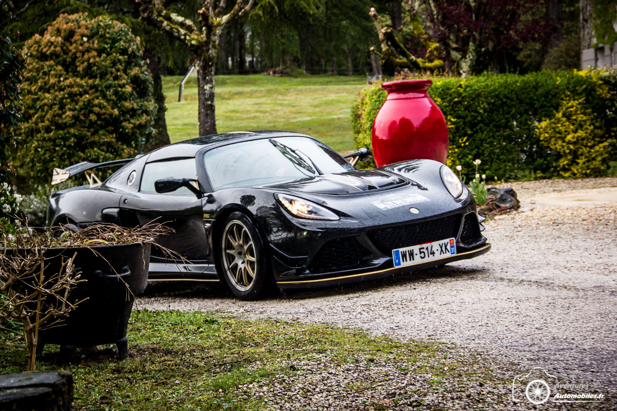 Lotus Exige V6 380 GP Edition