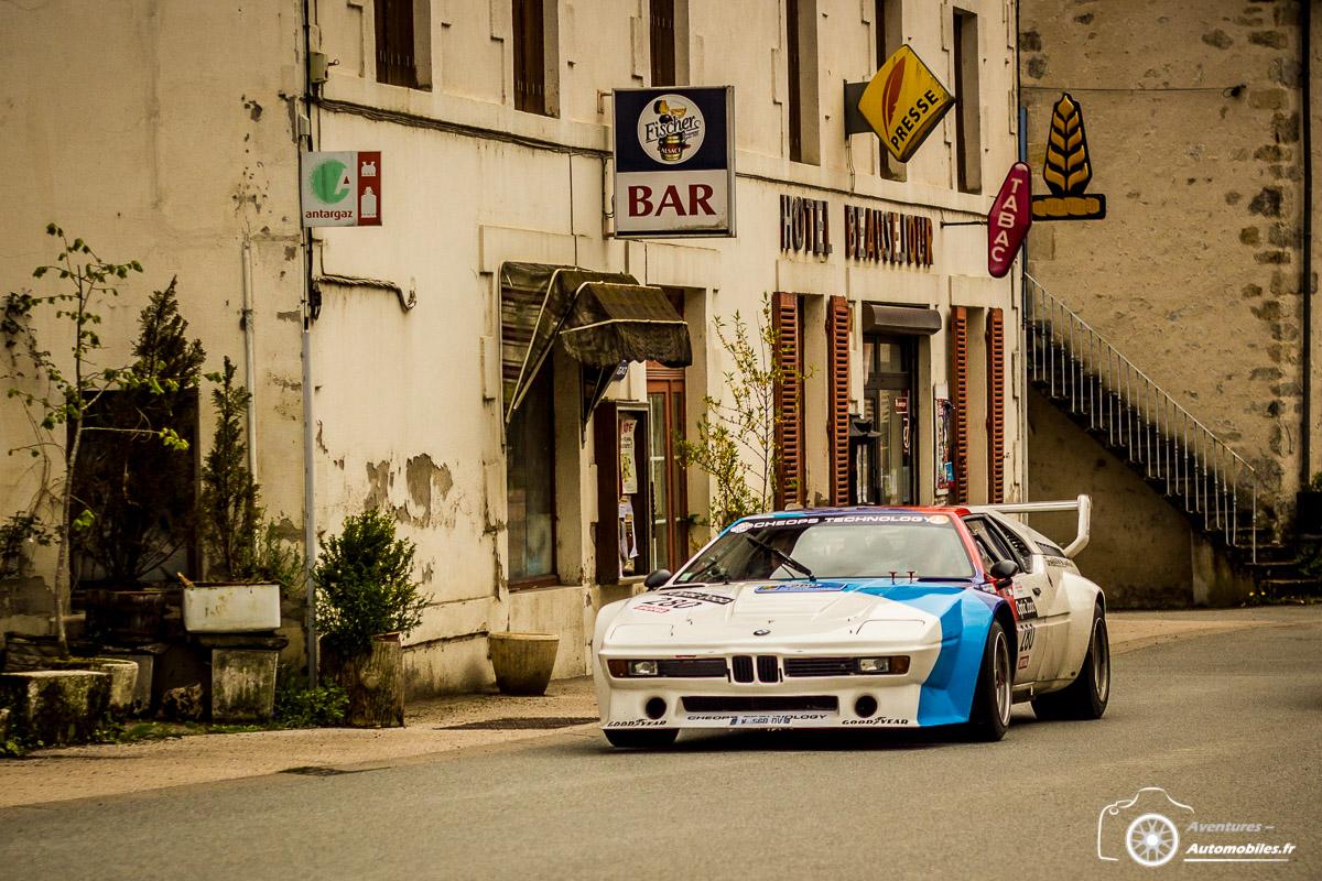 BMW M1 Gri. IV